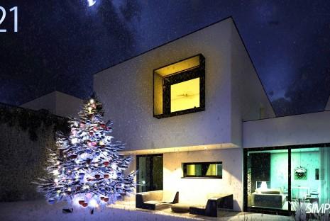 Veselé Vánoce a šťastný Nový rok!