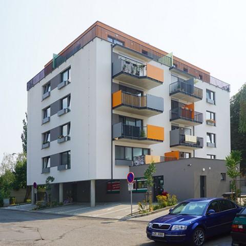 Rezidence na Hradisku
